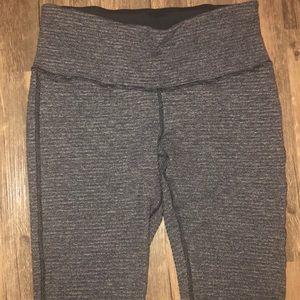 lululemon athletica Pants - Lululemon workout leggings size 8
